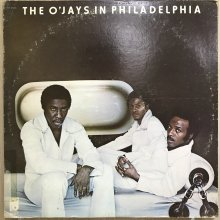 【USED】The O'Jays - In Philadelphia [ Jacket : VG+   Vinyl :  EX-]