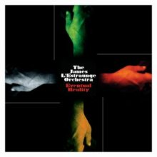 【Jazz-Soul/Crossover】JAMES L'ESTRAUNGE ORCHESTRA  EVENTUAL REALITY [2LP] [10月下旬]