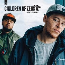 【Neo-Soul/R&B/HipHop】CHILDREN OF ZEUS -  THE STORY SO FAR… [12inch] [10月下旬]