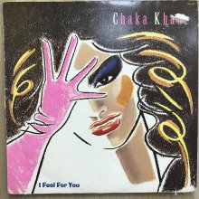 【USED】Chaka Khan - I Feel For You [ Jacket : VG   Vinyl :  VG+]