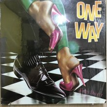 【USED】One Way - Fancy Dancer [ Jacket : NM   Vinyl :  EX]