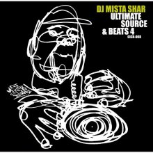 【Soul/Jazz/Sampling】DJ MISTA SHAR - ULTIMATE SOURCE & BEATS 4 [9月中旬]