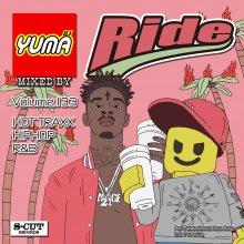 【HIPHOP&R&B新譜MIX】 Ride Vol.133 / DJ Yuma(DJ ユーマ)【MIXCD】[2017/09/15