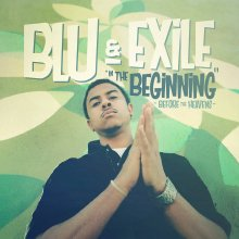 【Jazzy/Underground HIPHOP】BLU & EXILE - IN THE BEGINNING: BEFORE THE HEAVENS [2LP] [12月下旬]