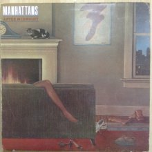【USED】Manhattans - After Midnight [ Jacket : VG+   Vinyl :  VG+]