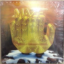 【USED】Maze Featuring Frankie Beverly - Golden Time Of Day [ Jacket : NM   Vinyl :  EX]
