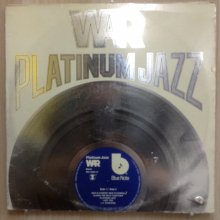 【USED】War - Platinum Jazz [ Jacket : VG-   Vinyl :  EX]