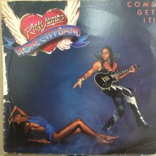 【USED】Rick James - Come Get It! [ Jacket : VG-   Vinyl :  VG+]
