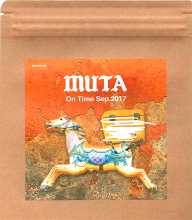 【Soul/HipHop/Beatmusic/Crossover】Muta / On Time [10月上旬]