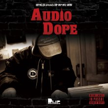 【NY HIPHOP&SAMPLING SOURCE MIX】AUDIO DOPE - Mixed by RHYME&B [DLIP RECORDS]  [10月中旬]