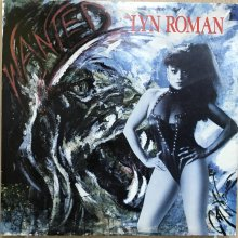 【USED】Lyn Roman - Wanted [ Jacket : VG+   Vinyl :  VG+]