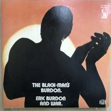 【USED】Eric Burdon And War - The Black-Man's Burdon [ Jacket : EX-   Vinyl :  EX]