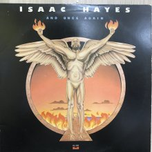 【USED】Isaac Hayes - And Once Again [ Jacket : VG+   Vinyl :  VG+]
