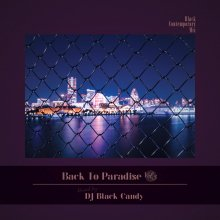 【再入荷】DJ BLACK CANDY/BACK TO PARADISE VOL.3【SOUL/ブラコンMIX】