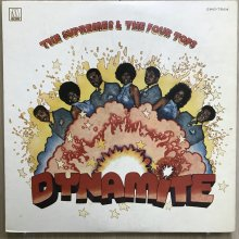 【USED】The Supremes & The Four Tops - Dynamite [ Jacket : EX-   Vinyl : VG ]