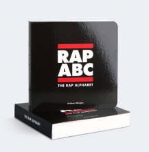 【BOOK】ANDREW MORGAN - RAP ABC: THE RAP ALPHABET [12月上旬 ]