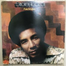【USED】Smokey Robinson - Pure Smokey [ Jacket :  EX  Vinyl : EX ]