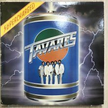 【USED】Tavares - Supercharged [ Jacket :  EX-  Vinyl : EX- ]