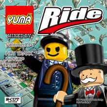 【HIPHOP&R&B新譜MIX】 Ride Vol.134 / DJ Yuma(DJ ユーマ)【MIXCD】[2017/10/15]