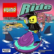 【HIPHOP&R&B新譜MIX】 Ride Vol.135 / DJ Yuma(DJ ユーマ)【MIXCD】[2017/11/15]