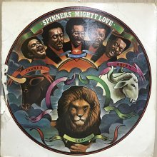 【USED】Spinners - Mighty Love [ Jacket :  VG-  Vinyl : VG+ ]