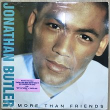 【USED】Jonathan Butler - More Than Friends [ Jacket :  EX+ (シュリンク付き)  Vinyl : EX ]<img class='new_mark_img2' src='//img.shop-pro.jp/img/new/icons14.gif' style='border:none;display:inline;margin:0px;padding:0px;width:auto;' />