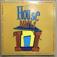 【USED】V.A. - House Party 2 Music From The Motion Picture Soundtrack [ Jacket :  EX  Vinyl : EX ]