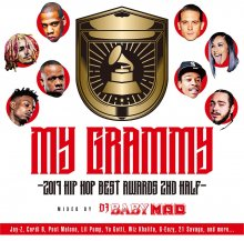 My GRAMMY -2017 HIP HOP BEST AWRDS 2ND HALF-  Mixed by DJ BABY MAD<img class='new_mark_img2' src='//img.shop-pro.jp/img/new/icons14.gif' style='border:none;display:inline;margin:0px;padding:0px;width:auto;' />