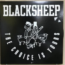 【USED】Black Sheep - The Choice Is Yours [ Jacket :  EX    Vinyl : EX ]