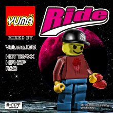 【HIPHOP&R&B新譜MIX】 Ride Vol.136 / DJ Yuma(DJ ユーマ)【MIXCD】[2017/12/18]