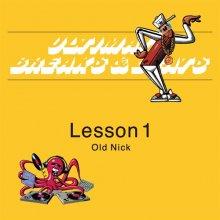 OLD NICK aka DJ HASEBE ULTIMATE BREAKS & BEATS -Lesson 1-