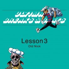 OLD NICK aka DJ HASEBE ULTIMATE BREAKS & BEATS -Lesson 3-