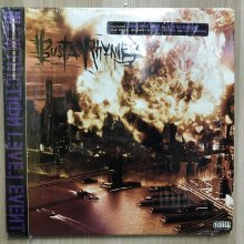 【USED】Busta Rhymes - Extinction Level Event - The Final World Front [ Jacket :  EX  Vinyl : EX ]