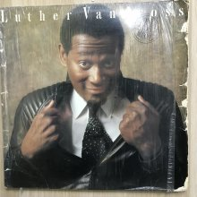 【USED】Luther Vandross - Never Too Much [ Jacket :  EX  Vinyl : EX- ]