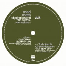 MAD MATS PRESENTS -DIGGING BEYOND THE CRATES - EXCLUSIVES [12INCH] [2018年1月下旬]<img class='new_mark_img2' src='//img.shop-pro.jp/img/new/icons14.gif' style='border:none;display:inline;margin:0px;padding:0px;width:auto;' />