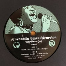 [3月中旬 - 下旬] TALL BLACK GUY & KARIZMA  A FRANKLIN BLACK EXCURSION (7inch)<img class='new_mark_img2' src='//img.shop-pro.jp/img/new/icons14.gif' style='border:none;display:inline;margin:0px;padding:0px;width:auto;' />