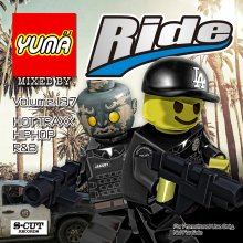 [2018年1月]【HIPHOP&R&B新譜MIX】 Ride Vol.137 / DJ Yuma(DJ ユーマ)【MIXCD】