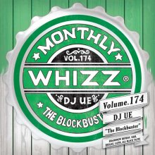 [2018年1月]【大人気新譜MIX!!!】Monthly whizz vol.174 / DJ UE(DJ ウエ)