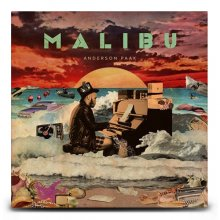[3月下旬] [再入荷] ANDERSON .PAAK / MALIBU(2LP)【HIPHOP/R&B】