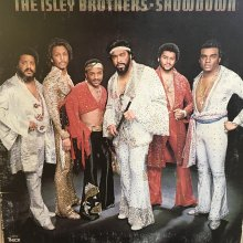 【USED】 The Isley Brothers - Showdown   [ Jacket :  VG+  Vinyl : VG+ ]