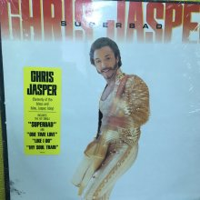 【USED】 Chris Jasper ‎– Superbad    [ Jacket :  EX  Vinyl : EX- ]