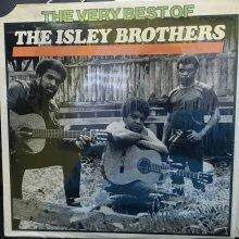 【USED】 The Isley Brothers ‎– The Very Best Of  [ Jacket : VG+(CUT)  Vinyl : EX]