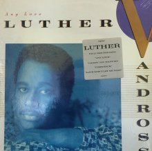 【USED】  Luther Vandross ‎– Any Love   [ Jacket : VG+ / Vinyl : VG+]