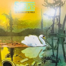 【USED】 Slave ‎– The Hardness Of The World  [ Jacket : EX / Vinyl : EX-]
