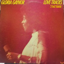 【USED】  Gloria Gaynor ‎– Love Tracks    [ Jacket : VG+ / Vinyl : EX- ]