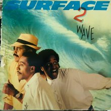 【USED】  Surface ‎– 2nd Wave  [ Jacket : VG- / Vinyl : VG ]
