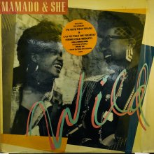 【USED】   Mamado & She &#8206;&#8211; Wild    [ Jacket : EX- / Vinyl : EX- ]<img class='new_mark_img2' src='//img.shop-pro.jp/img/new/icons14.gif' style='border:none;display:inline;margin:0px;padding:0px;width:auto;' />