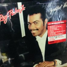 【USED】  Ray Parker Jr. ‎– Greatest Hits   [ Jacket : EX / Vinyl : VG+ ]