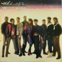 【USED】   Midnight Star ‎– Planetary Invasion [ Jacket : VG- / Vinyl : VG+ ]