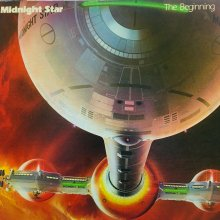 【USED】  Midnight Star ‎– The Beginning   [ Jacket : VG+ / Vinyl : VG+ ]